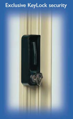 Double Sliding Window Lock