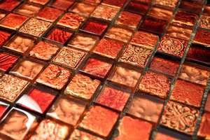 Glass Mosaica Civili Roman
