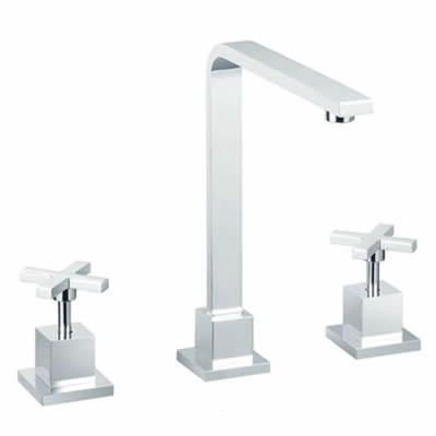 Square Basin Set - Cheap Bathroom Tapware Perth