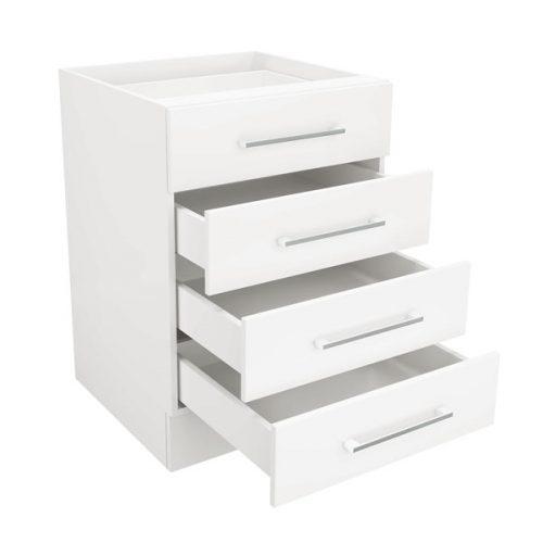 Base Cupboard Four(4) Drawer 60cm