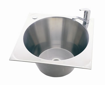 23 Litre Multi-Purpose Kitchen Sink