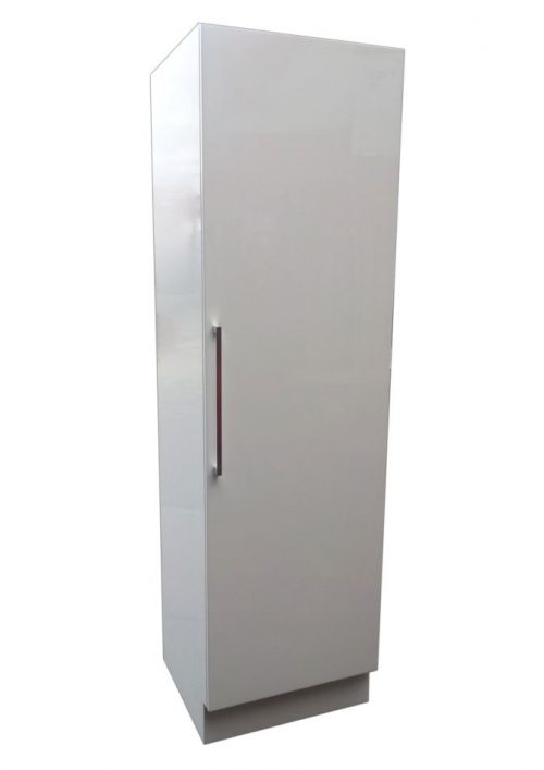 Single Door Pull Out Pantry/Linen Cupboard 60cm