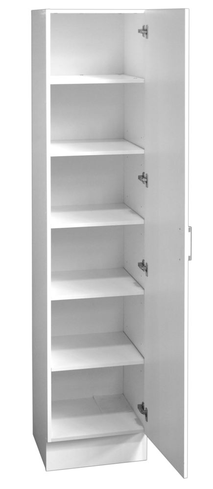 Pantry/Linen Cupboard Single Door 45cm with Extra Depth