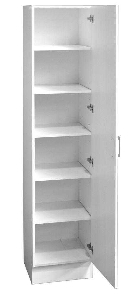 Pantry/Linen Cupboard Single Door 45cm