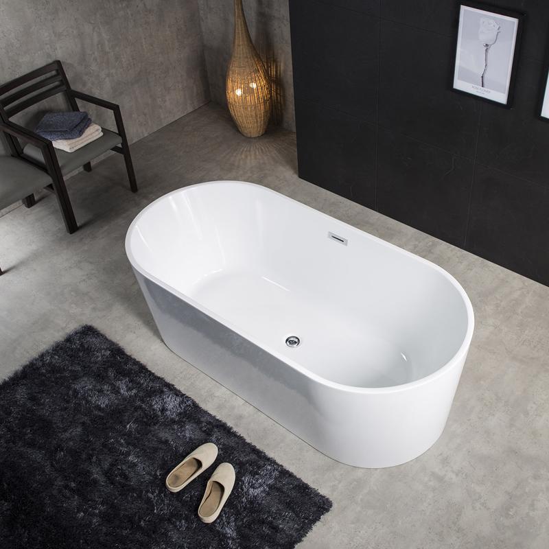 Galaxy Oval Freestanding Bath