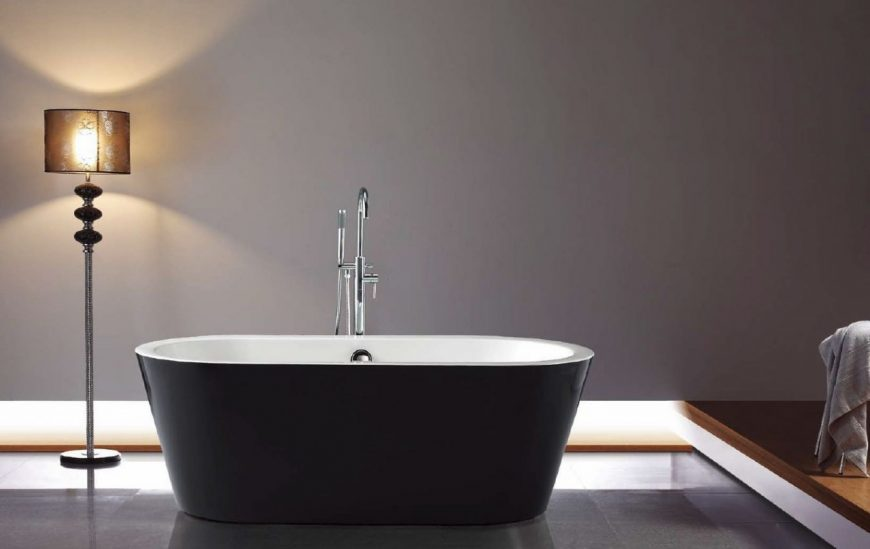 How to introduce colour into your bathroom design