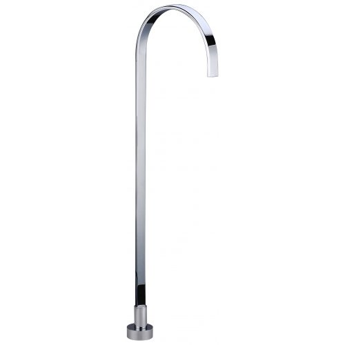 Square Freestanding Bath Spout