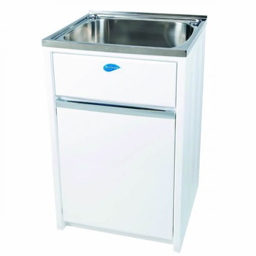 NuGleam Standard Laundry Cabinet & Sink