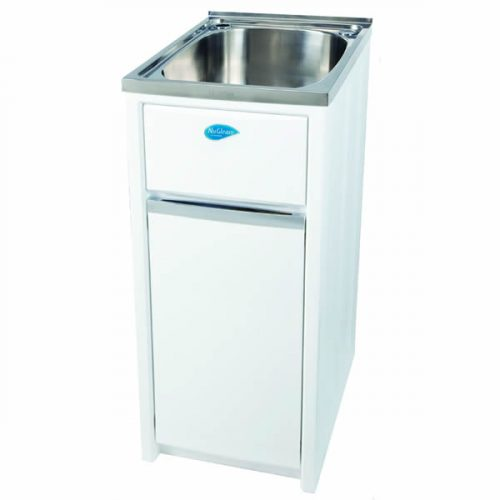NuGleam Trim Laundry Cabinet & Sink