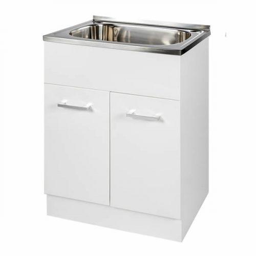 PVC 45 Litre Laundry Cabinet & Sink