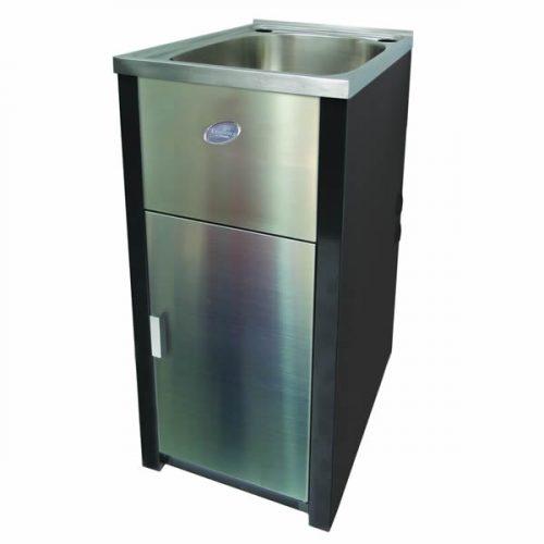 Bold Mini 30L Laundry Cabinet & Sink