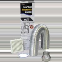Rangehood Wall/Eave Ventilation Kit
