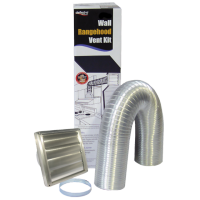 Rangehood Ventilation - Wall Kit