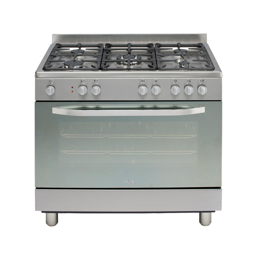 90cm Dual Freestanding Oven