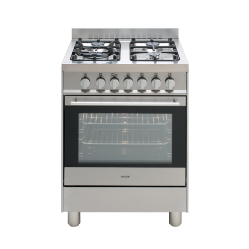 60cm All Gas Freestanding Oven