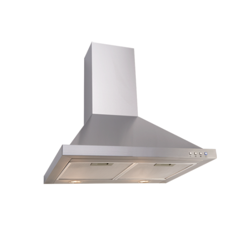 60cm Stainless Steel Canopy