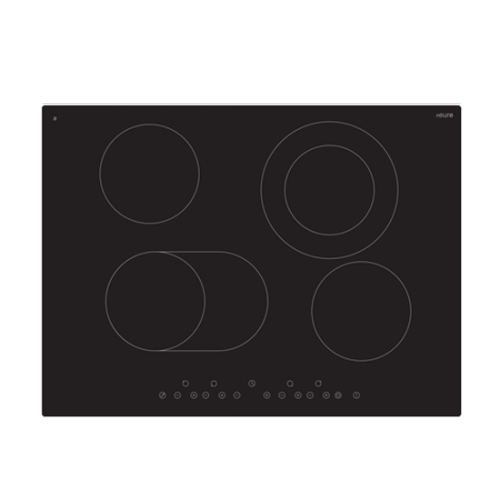 70cm Ceran® Electric Cooktop