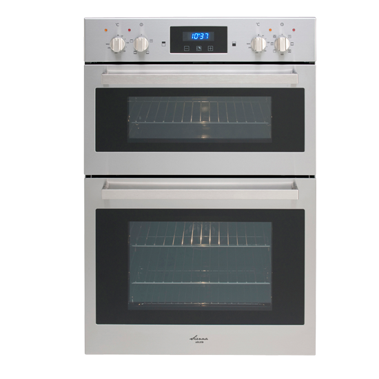 60cm Multifunction Double Oven