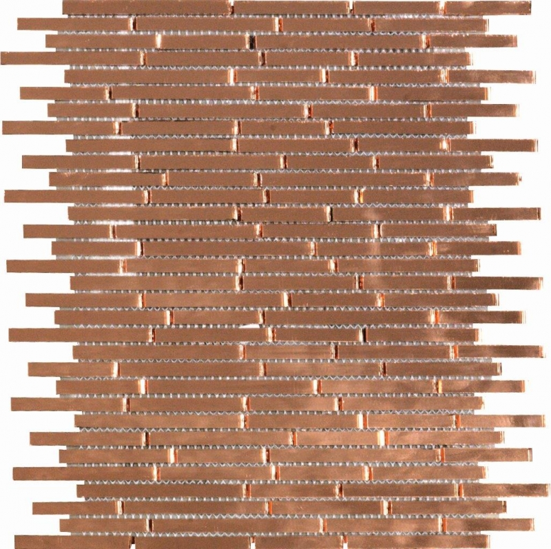 Copper Mirror feature tile