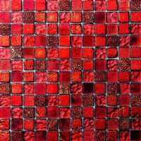 Athena mosaic tile
