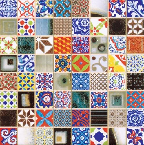 Artisianmosaic tile