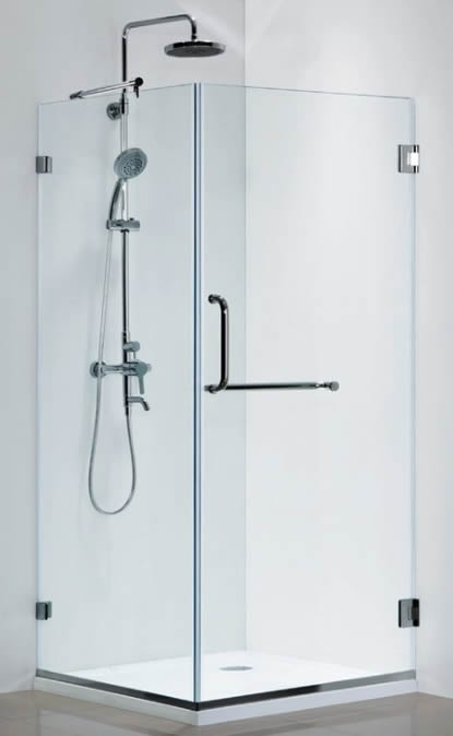 Frost frameless Shower
