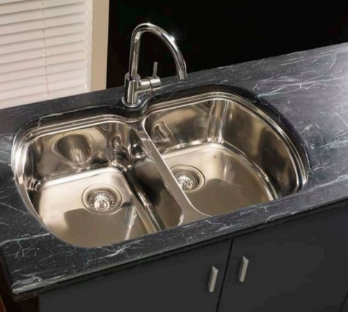 Milan Double Bowl Undermount Sink