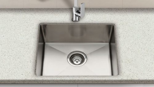 Squareline Single Undermount Sink