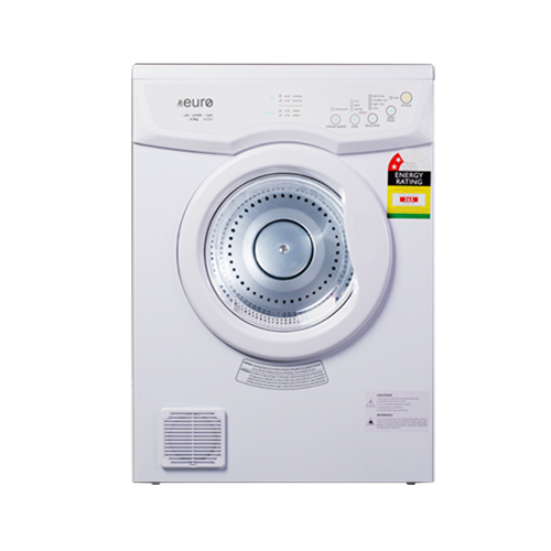 6.0kg Wall Mountable Sensor Clothes Dryer