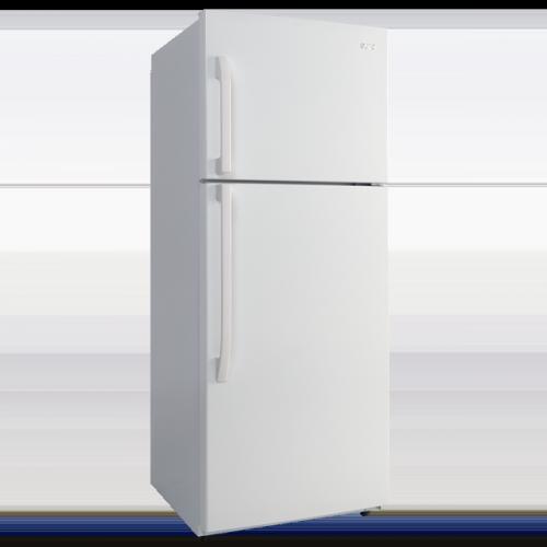 420L Refrigerator White Finish
