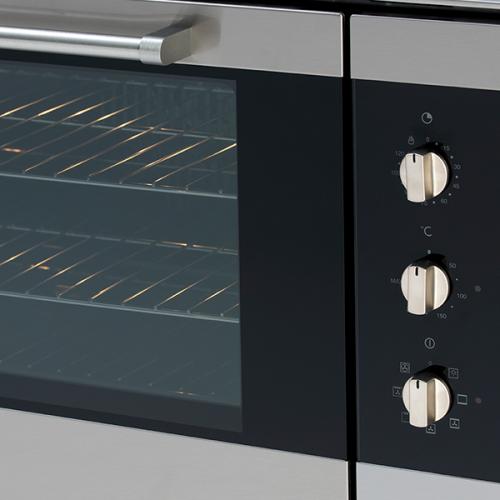 90cm Multifunction Electric Oven - Closed Door