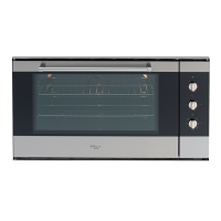 90cm Multifunction Electric Oven