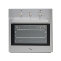60cm Fan Assisted Gas Oven