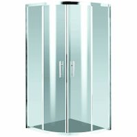 Torquay Curved Slider Shower