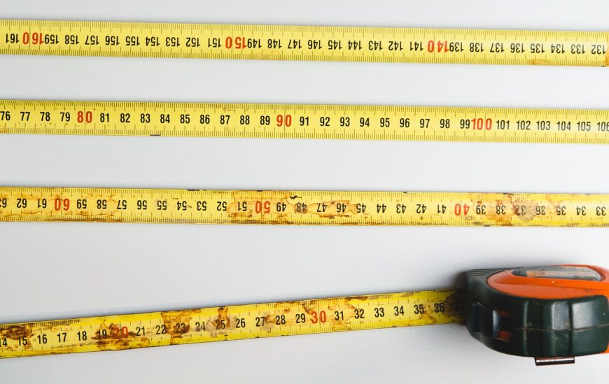 The best way to measure for your new kitchen
