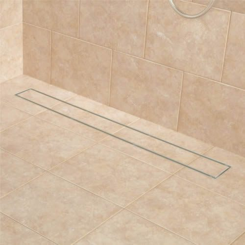80cm Tile Floor Grate example