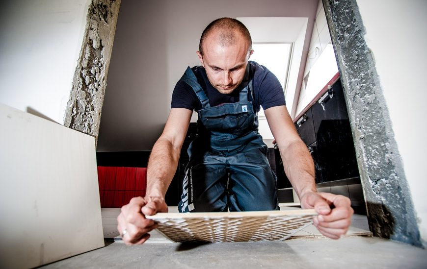 5 easy steps to master DIY tiling