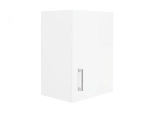Wall Cupboard Right Hand Hinged Single Door 45cm