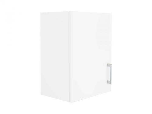 Wall Cupboard Left Hand Hinged Single Door 45cm