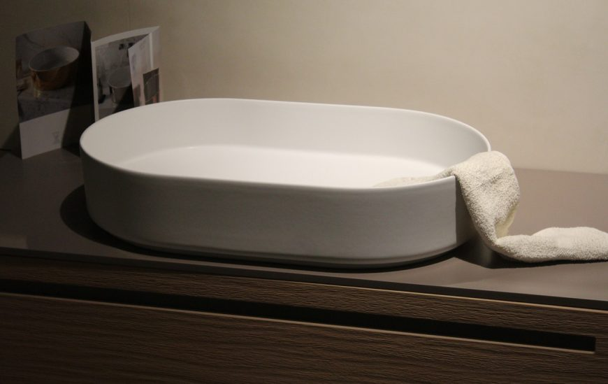 6 Bathrooms Basins that are ideal for small bathrooms