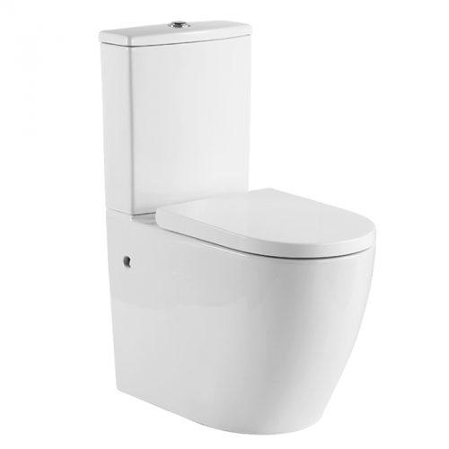 Everest Toilet Suite