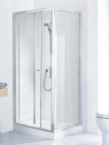 Bi-Fold Door Side Panel