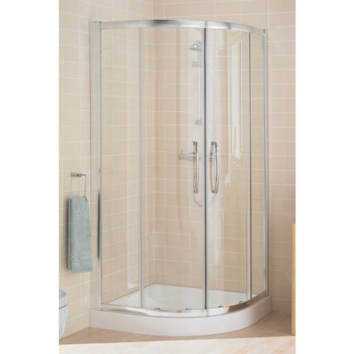 Quadrant Shower Screen