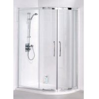 Offset Quadrant Shower Screen