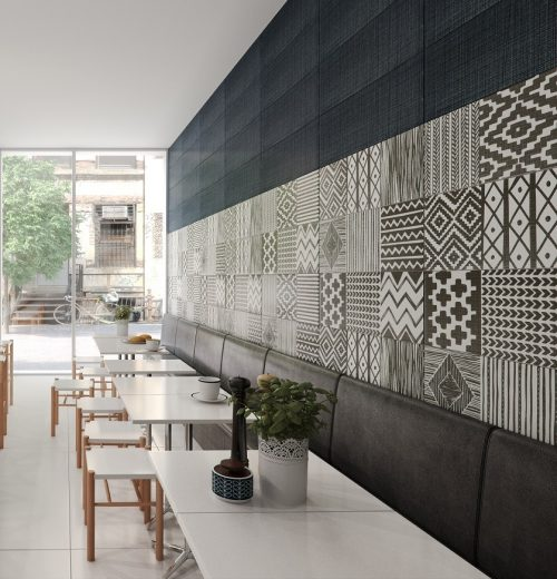 Tribal tile Discount Perth feature wall floor tiles