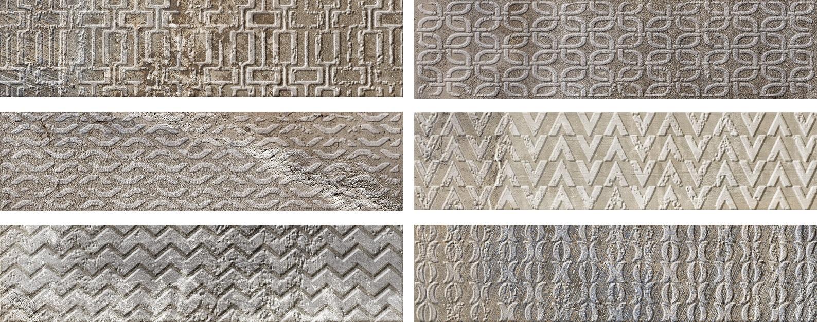 Brickbold Ocre feature tile