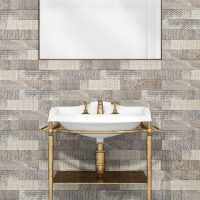 Brickbold Ocre Tile Feature wall Perth Discount