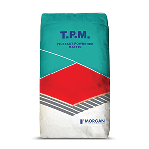 Tile Fast Powdered Mastic (T.M.P)