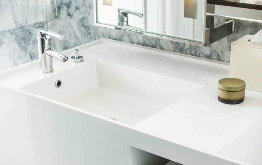 2 bathroom vanities that are better than SEX!