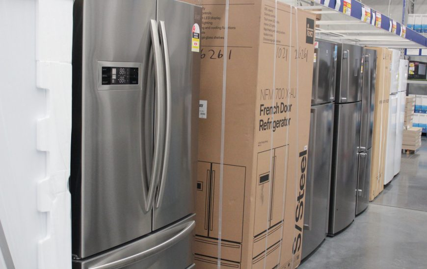 4 shopping hacks to find cheap fridges in Perth